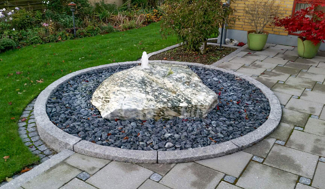 Granit –et stensikkert valg
